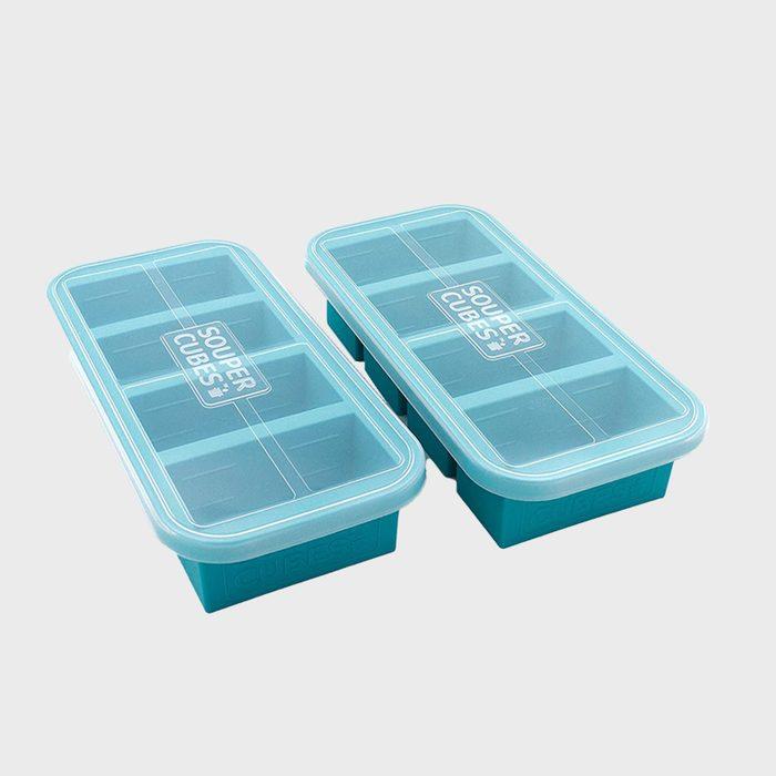 Souper Cuber Ice Tray Via Amazon