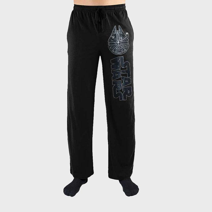 Star Wars The Millennium Falcon Print Men's Lounge Pants