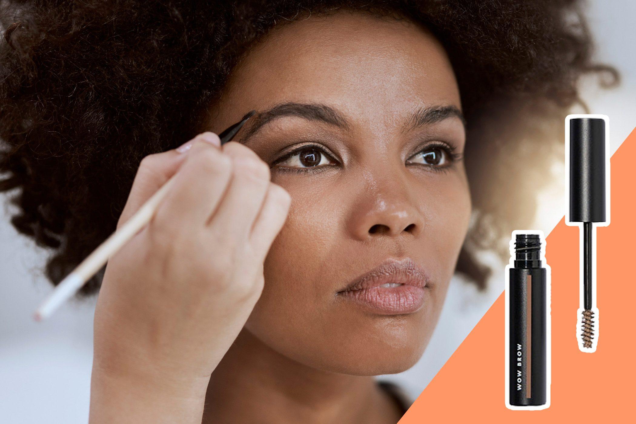 wow brow make up tips
