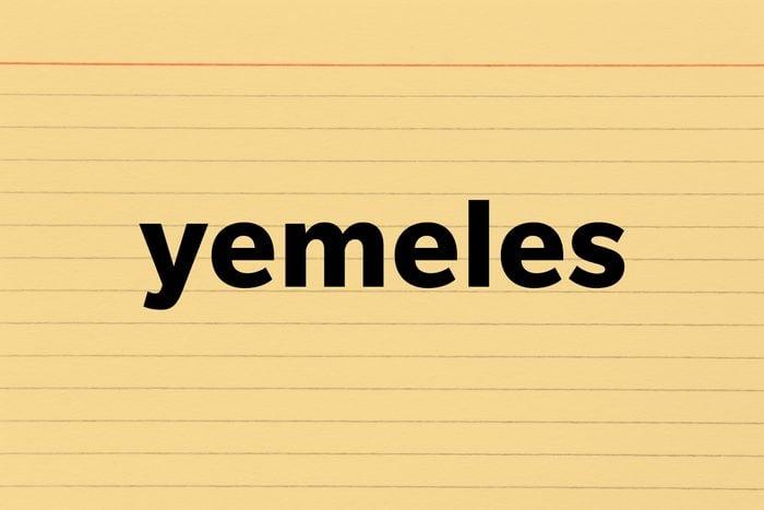 Yemeles