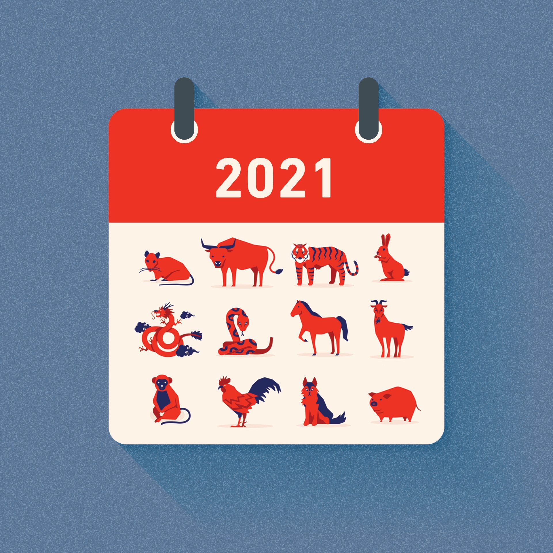 Chinese Calendar 2021 Animal What 2021 Has in Store for You, Based on Your Chinese Zodiac Sign