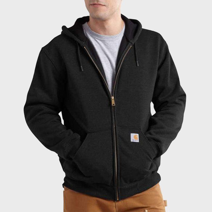 Carhartt Rain Defender Hooded Zip Sweatshirt