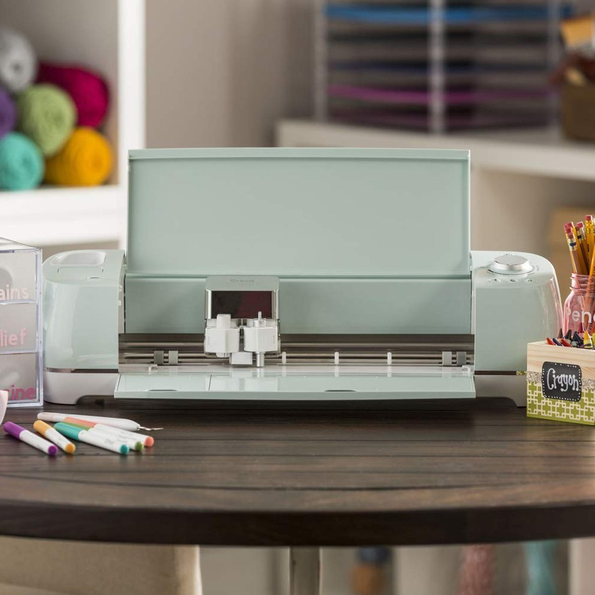 Cricut Explore Air 2 Mintvia amazon.com