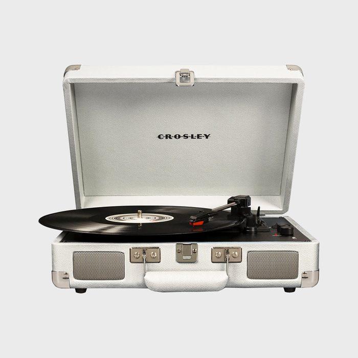 Crosley Cruiser Deluxe Vintage Suitcase Turntable