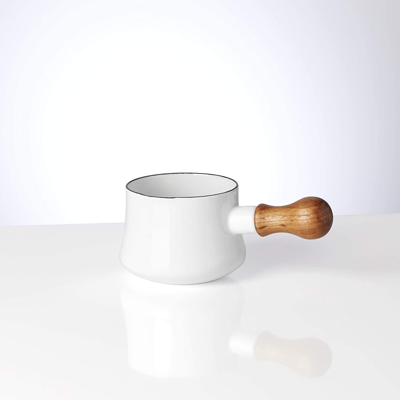 Dansk Kobenstyle White Butter Warmer