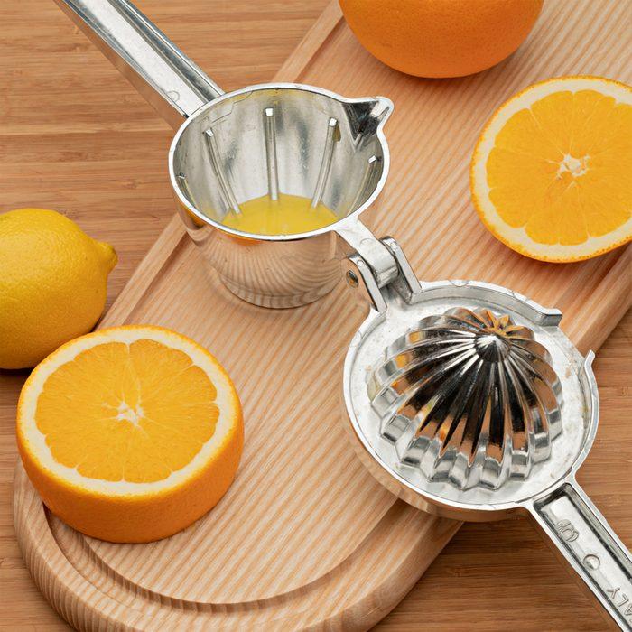 Garrett Wade The Best Citrus Juicer