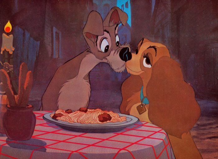 The Lady And The Tramp
