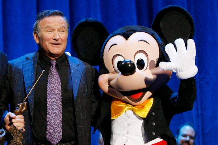 Robin Williams, Betty White Recognized With Disney Awards