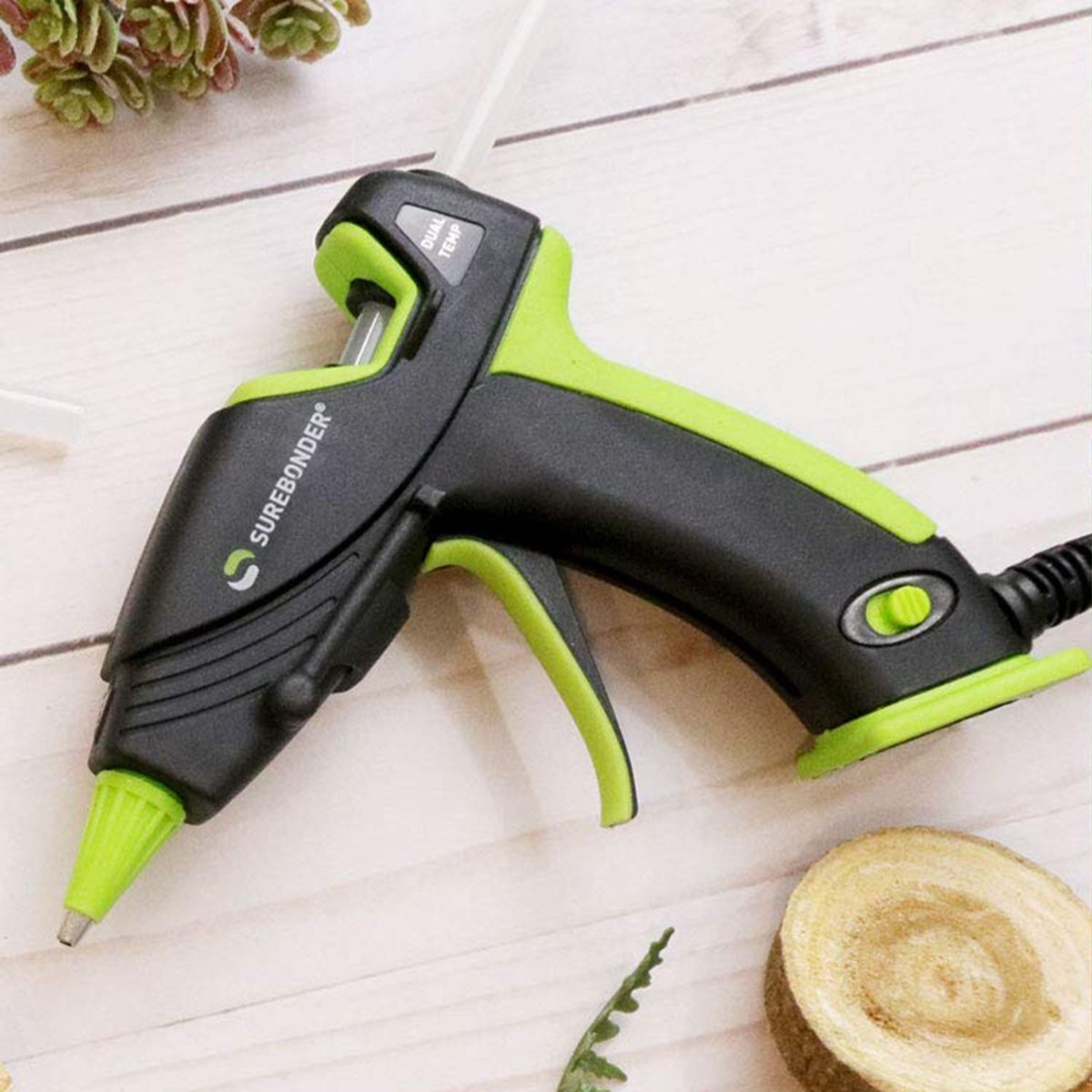 Surebonder Mini Glue Gun with Auto Shut Off 20 Watts