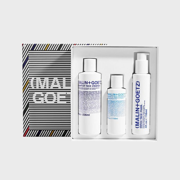 Malin+goetz Saving Face Gift Set