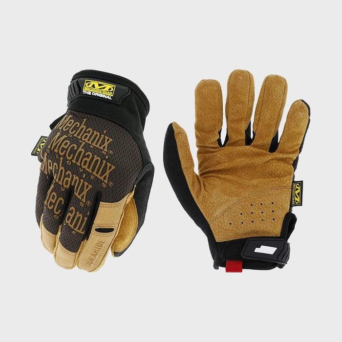 Mechanix Wear Original Leather Work Gloves