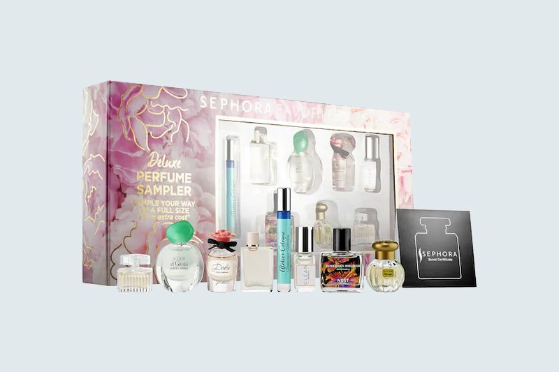 Sephora Favorites Mini Deluxe Perfume Sampler Set