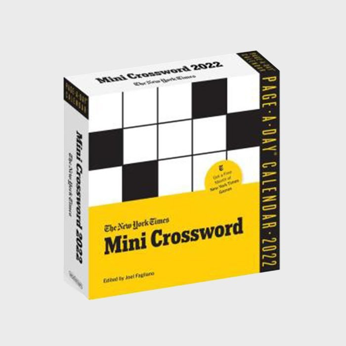 The New York Times Mini Crossword Page A Day Calendar