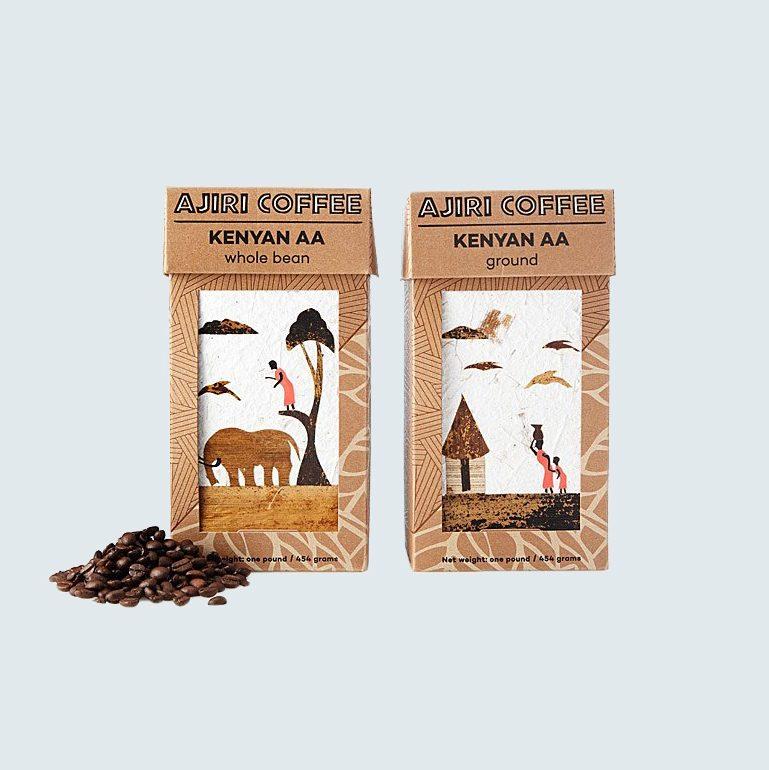 Ajiri Coffee Beans for a Better World