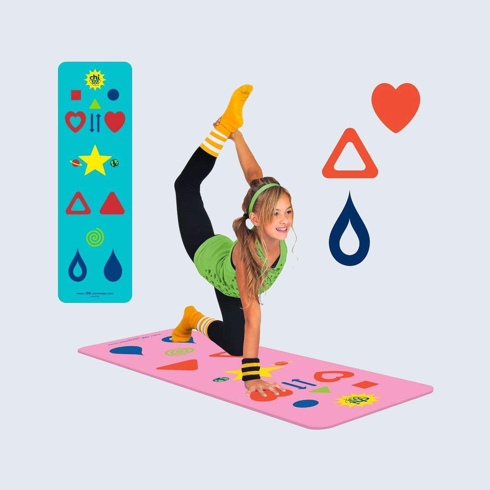 The Chi Mat Yoga Mat