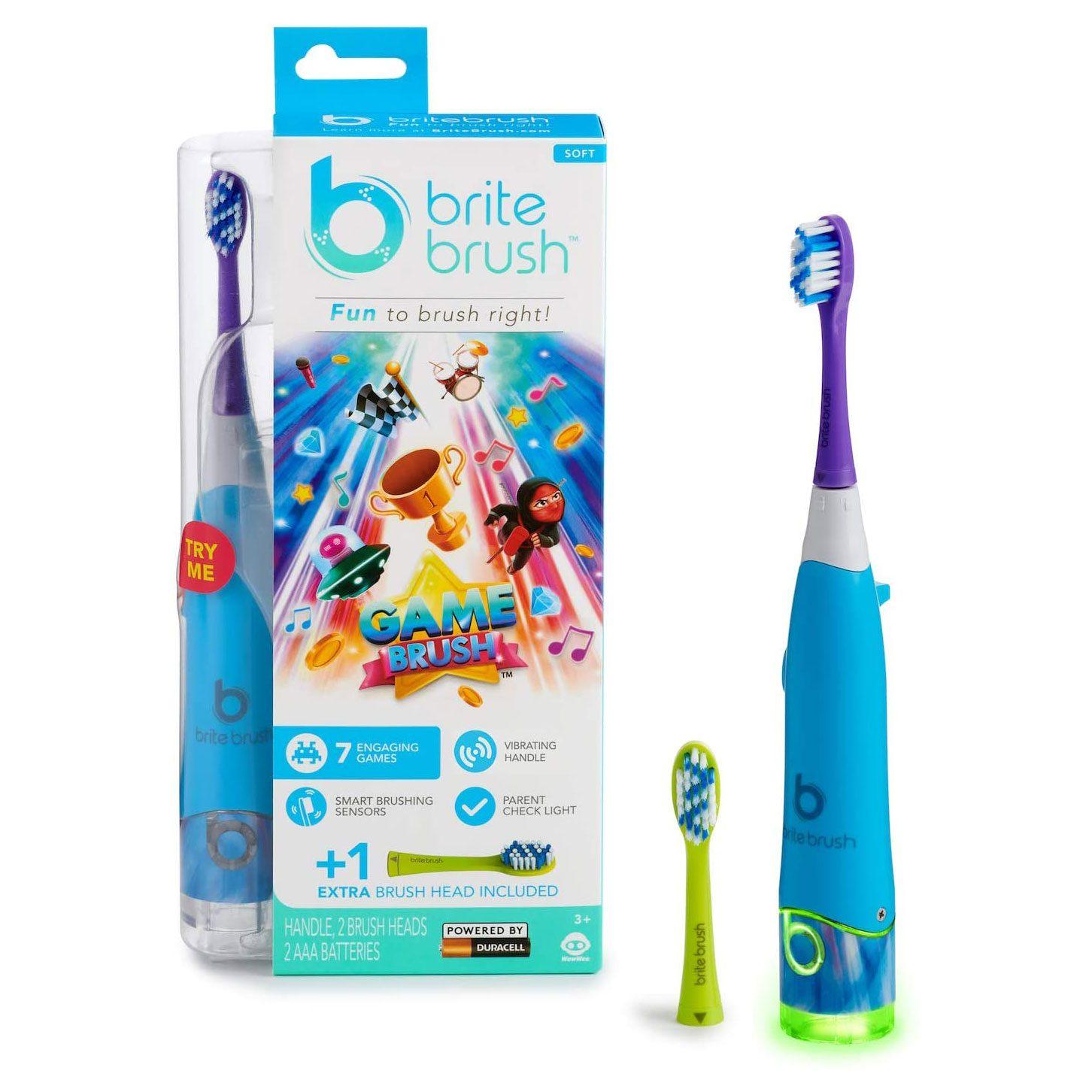 BriteBrush Toothbrush