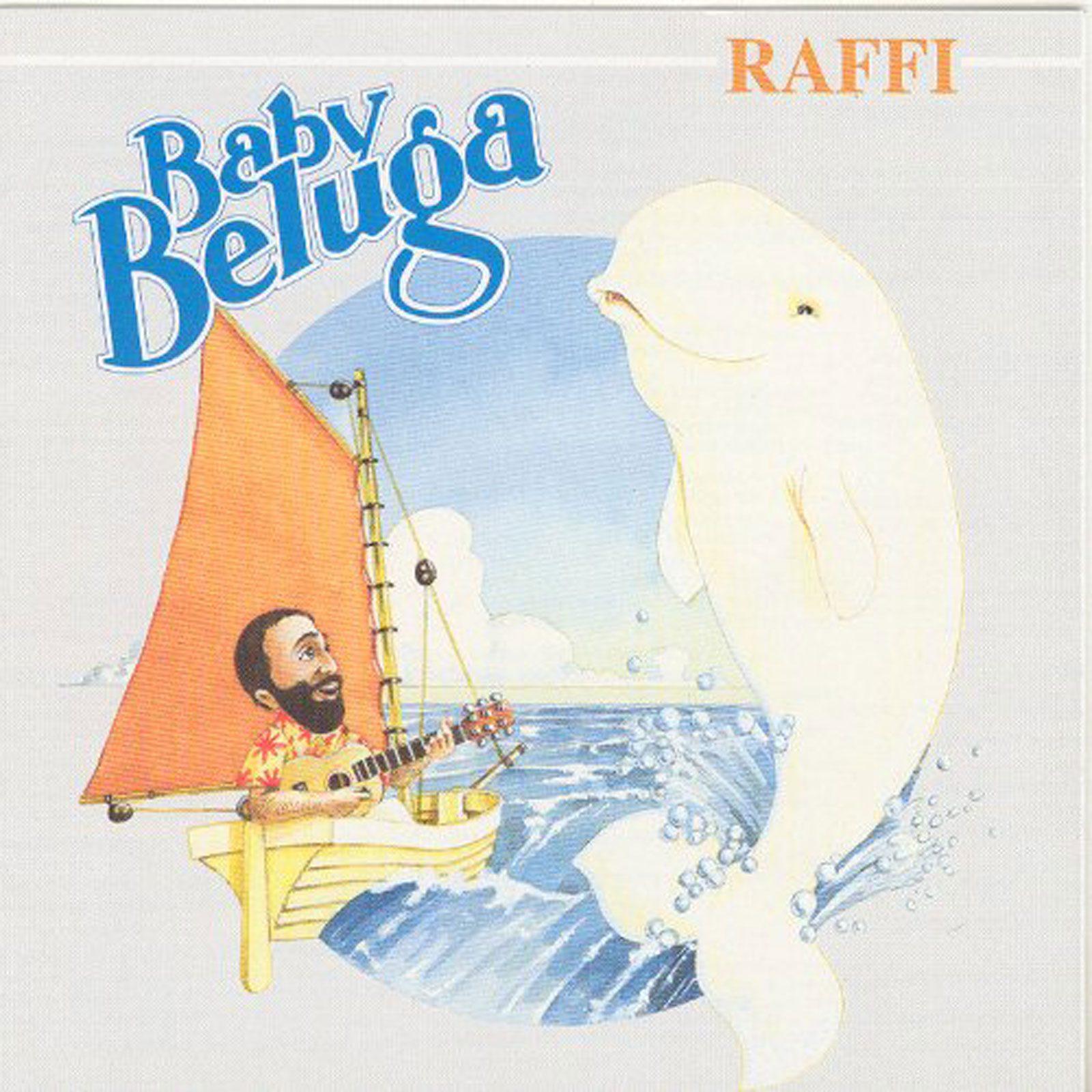 """Raffi """"Baby Beluga"""" CD"""