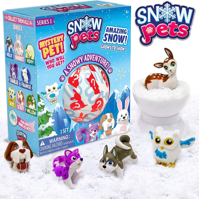Surprise Snow Pals Be Amazing Snow Pets