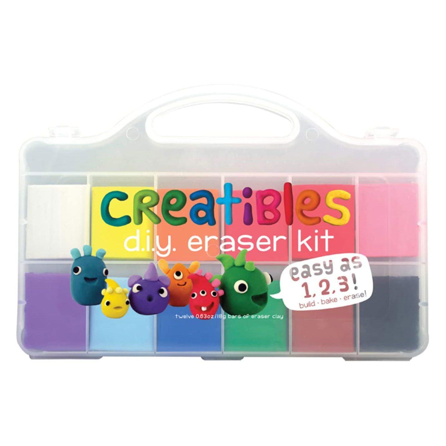 Creatibles DIY Eraser Kit