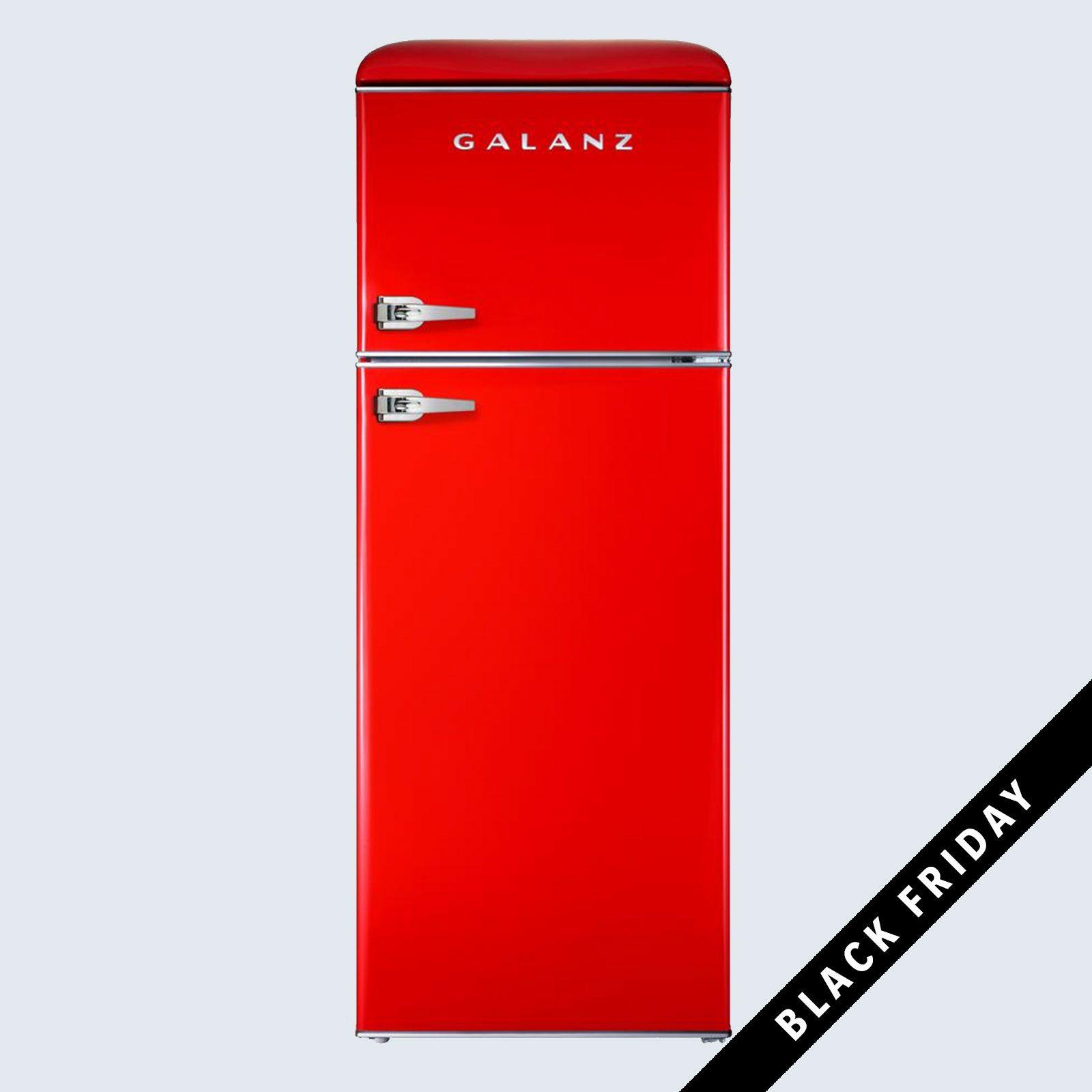 Galanz Retro Mini Refrigerator