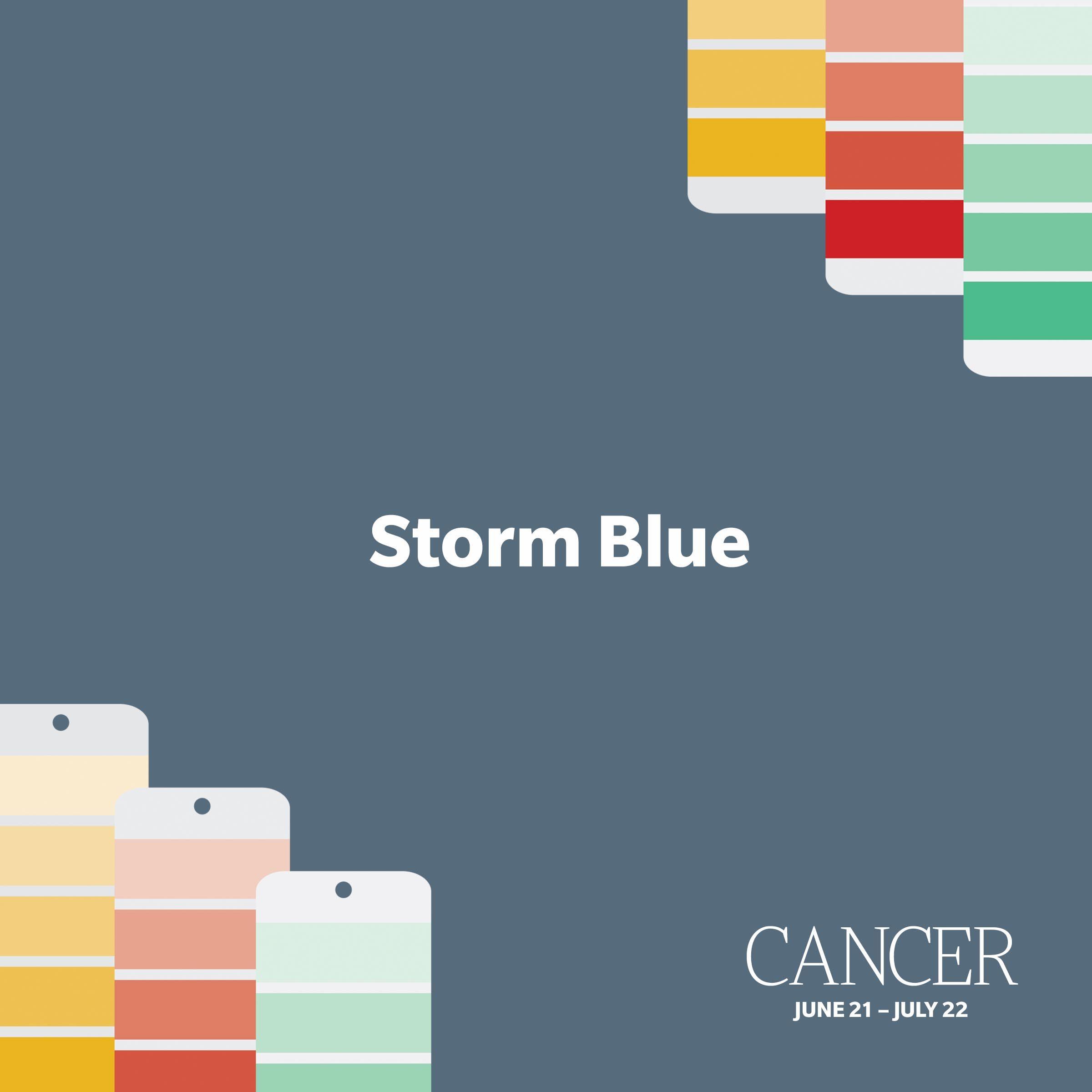 cancer paint color