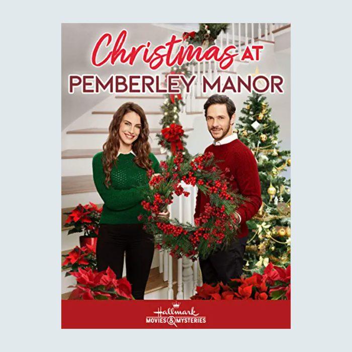 Christmas At Pemberley Manor hallmark movie