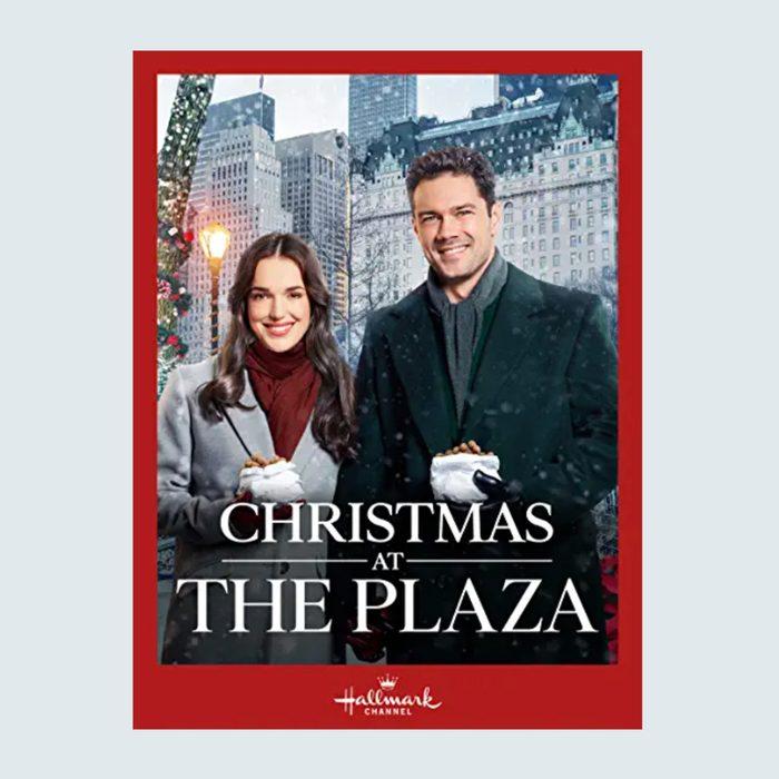 Christmas At The Plaza hallmark movie