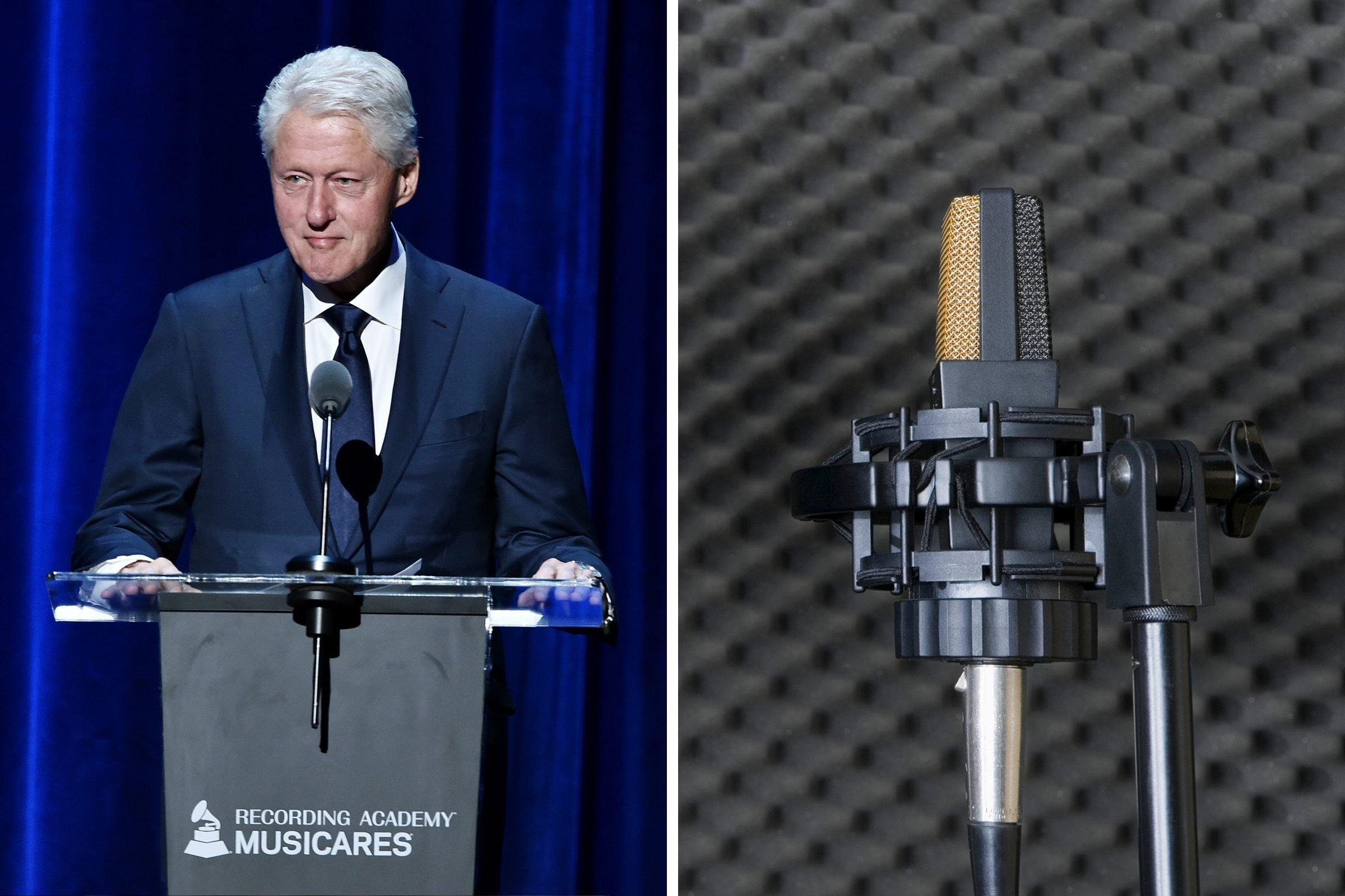 Bill Clinton: Recording artist