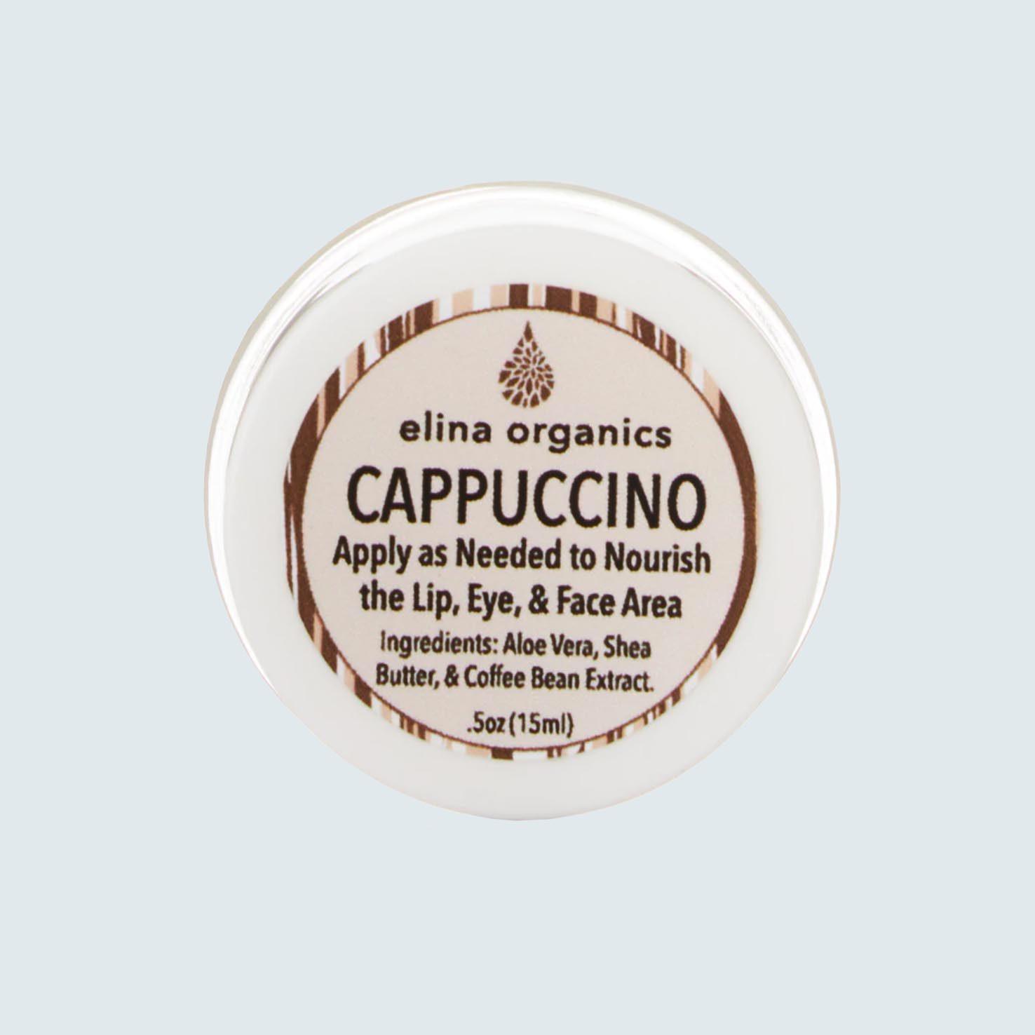Elina Organics Cappuccino Balm