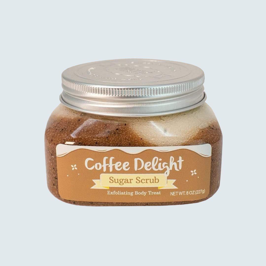 Nectar Coffee Delight Sugar Scrub