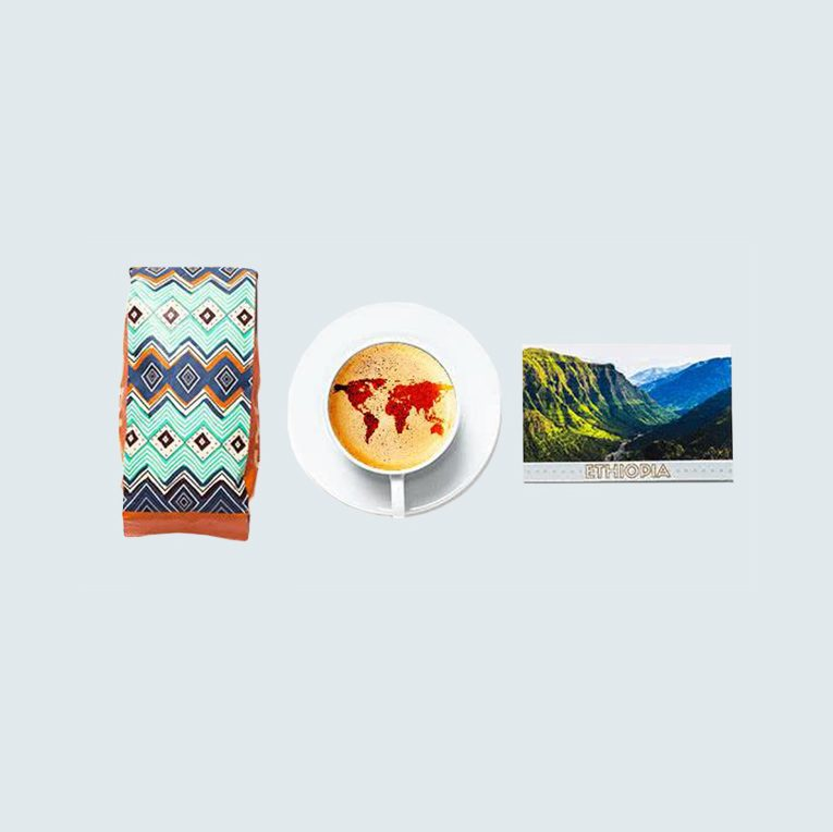 Atlas Coffee of the Month Club Starter Pack