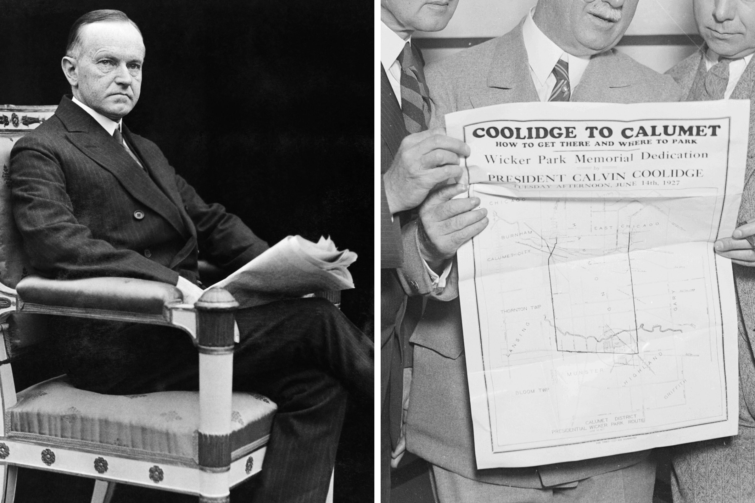 Calvin Coolidge: Newspaper columnist