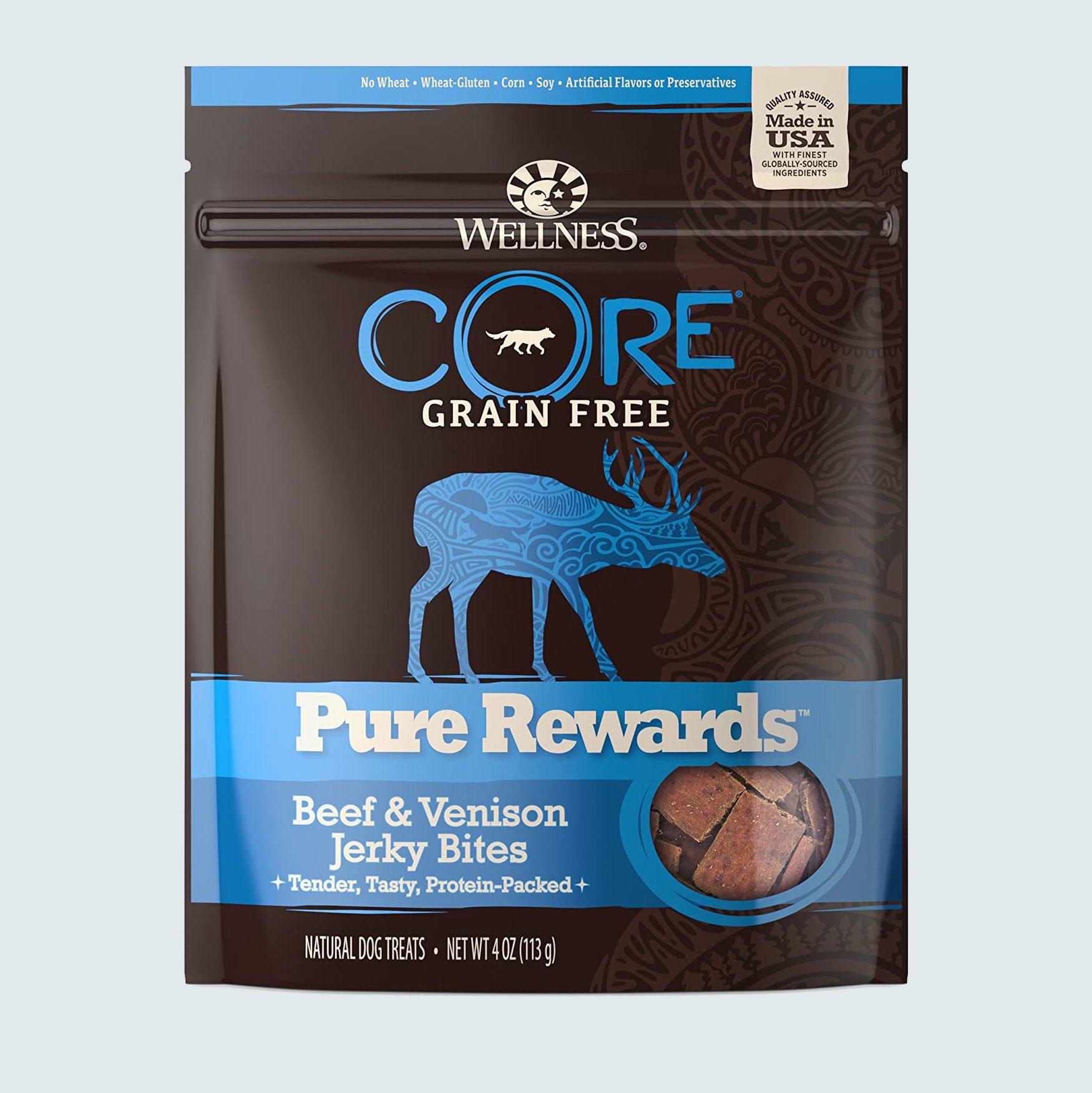 Wellness CORE Pure Rewards Jerky Treats