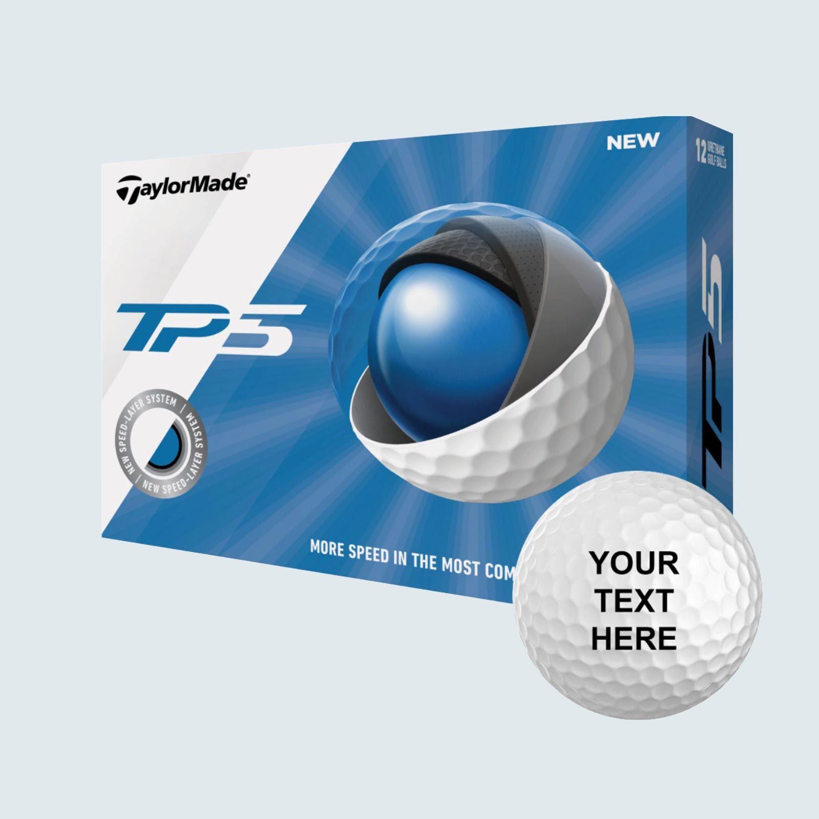 Tour golf balls
