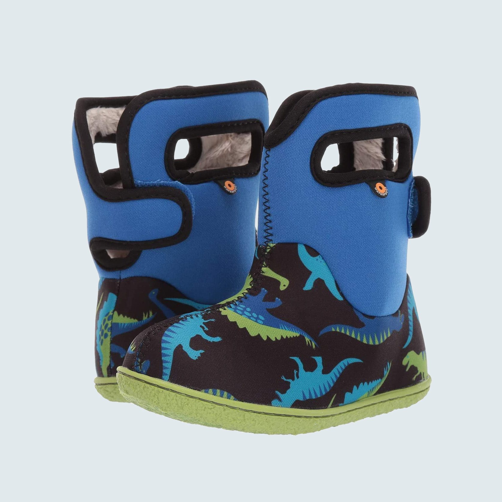 Bogs Kids Baby Bobs Dino Boots