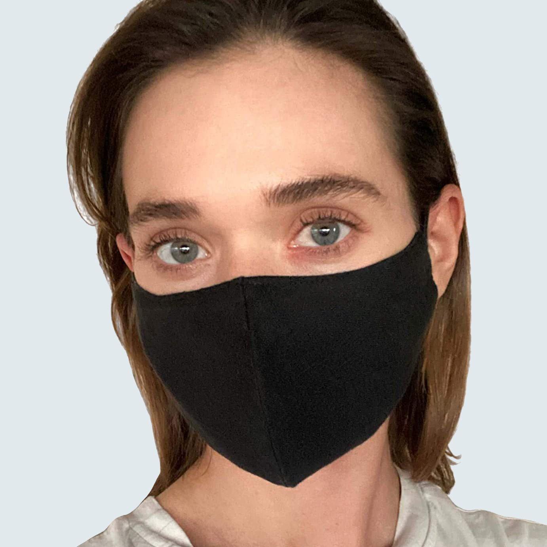Marcellamoda Designer Face Mask with Filter, 2-pack