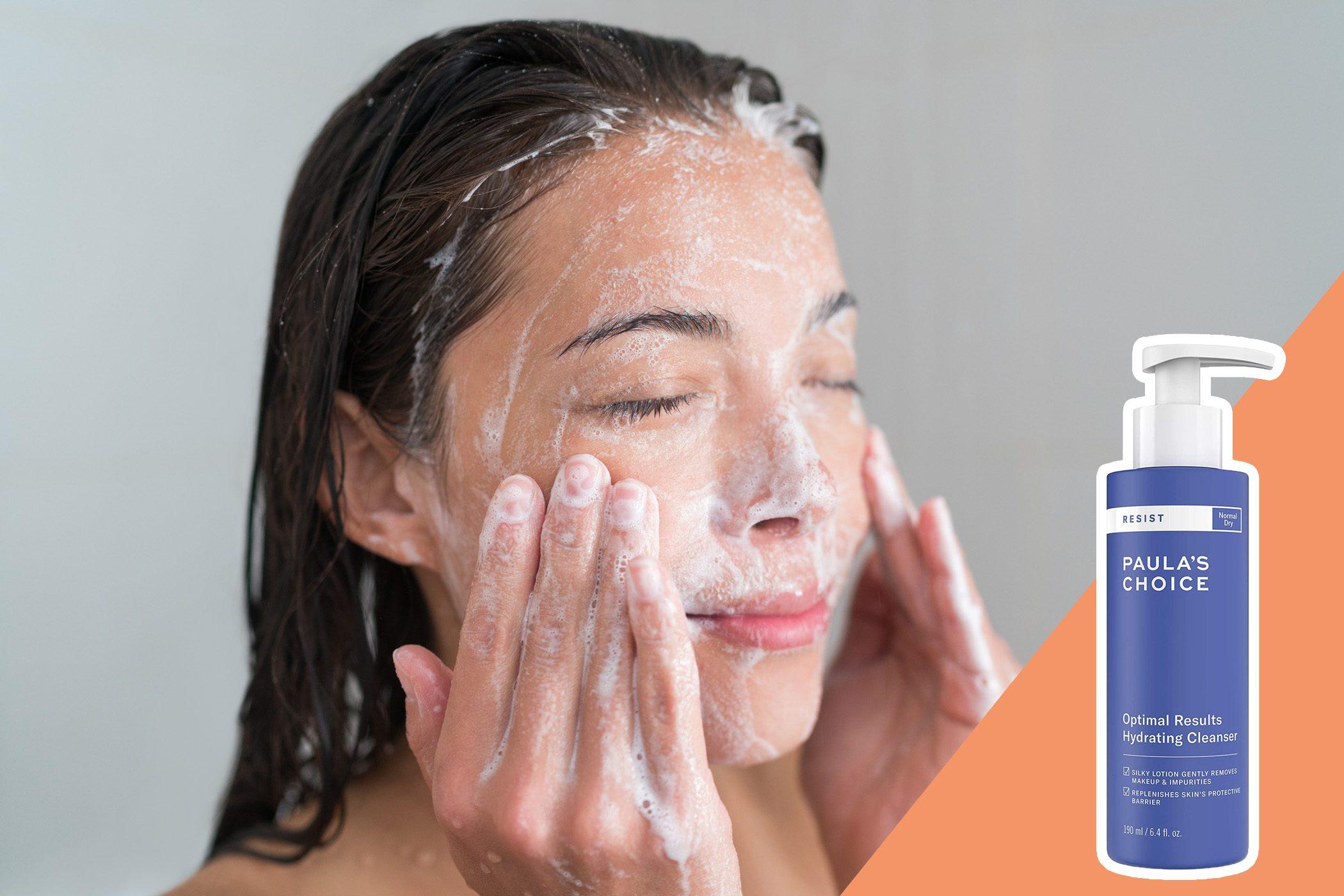face wash dermatologist