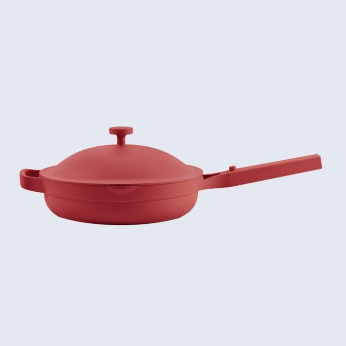 Safest cookware for breakfast items: Ceramic