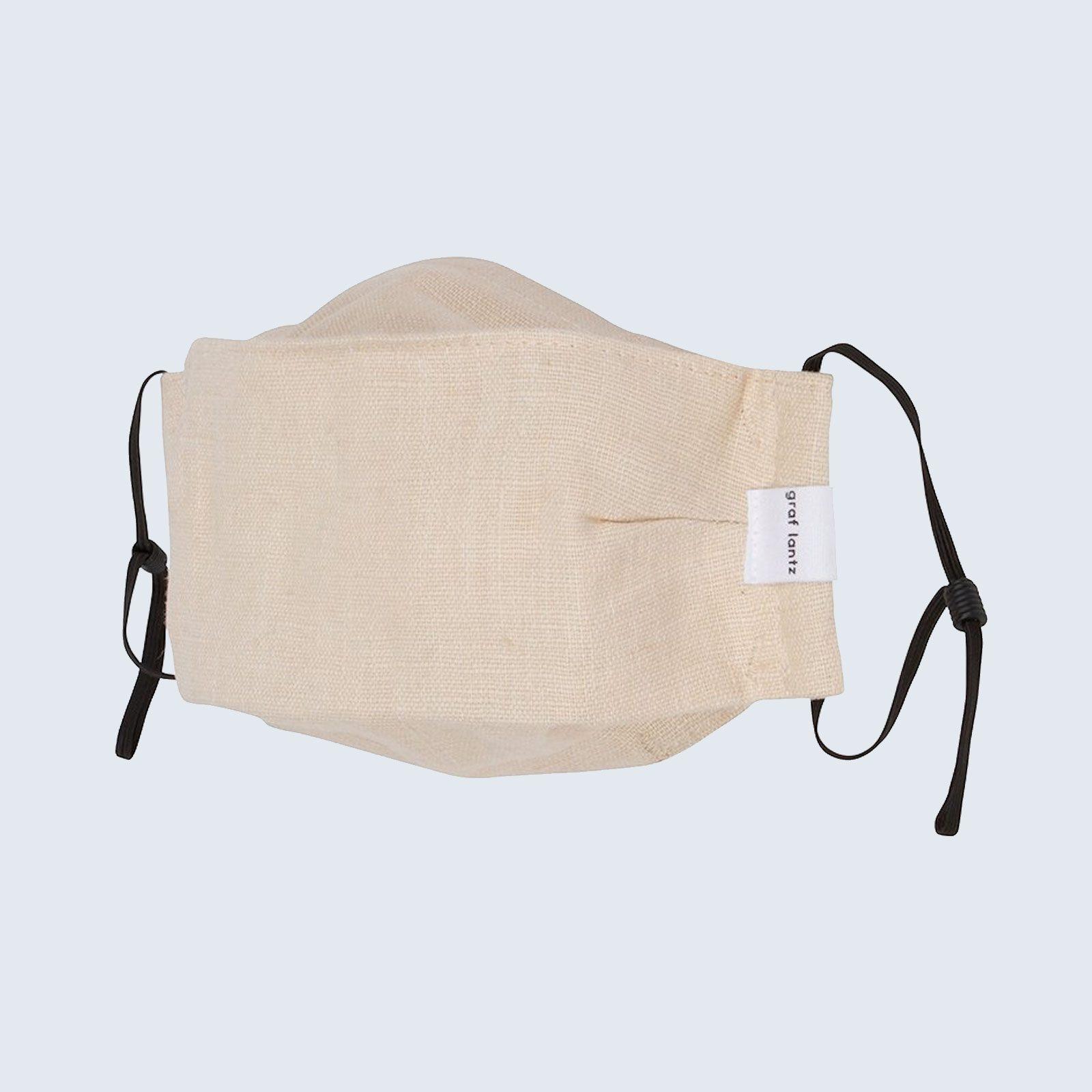 Graf Lanz Petite Zenbu European Linen Face Mask