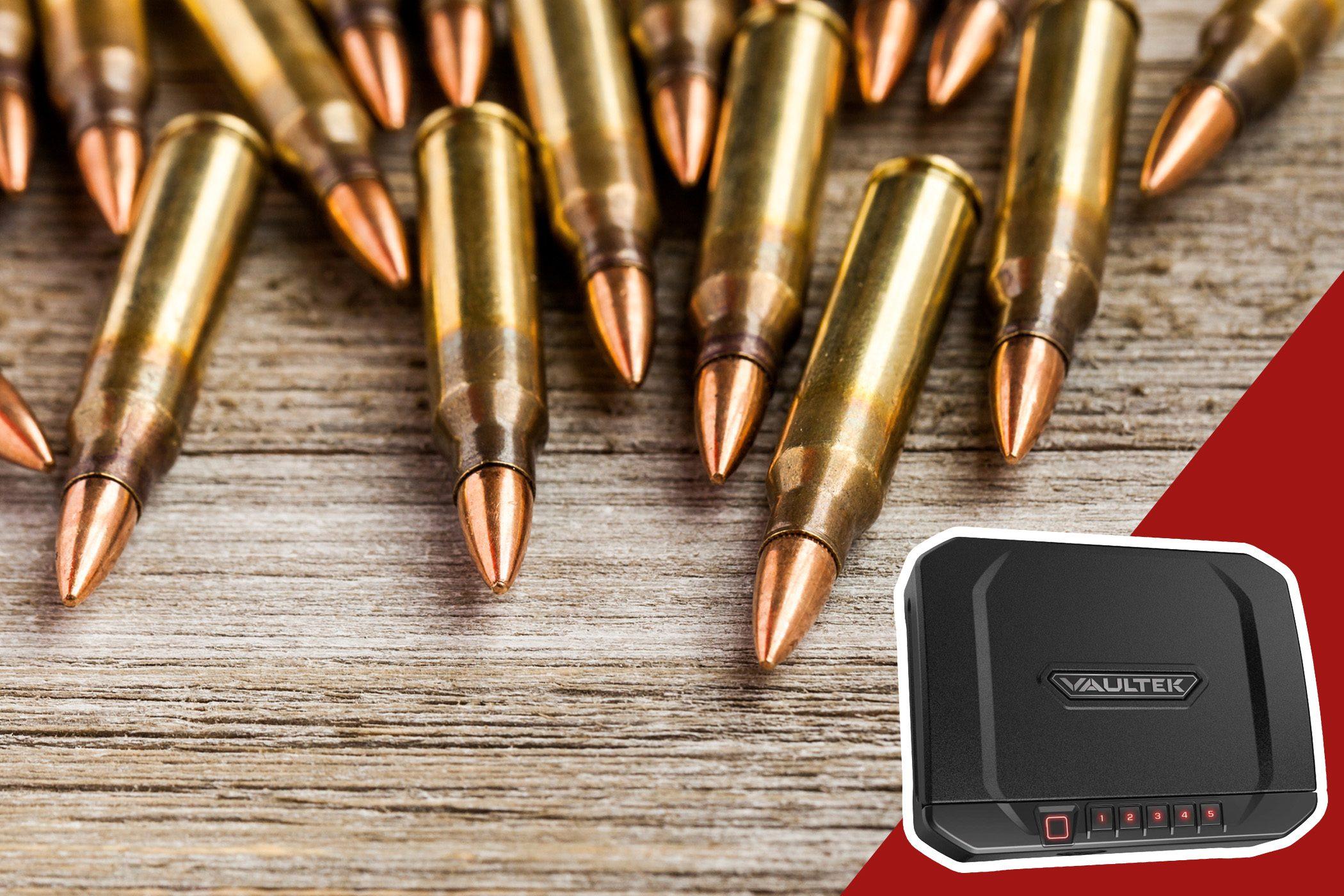 guns and ammo keep safe