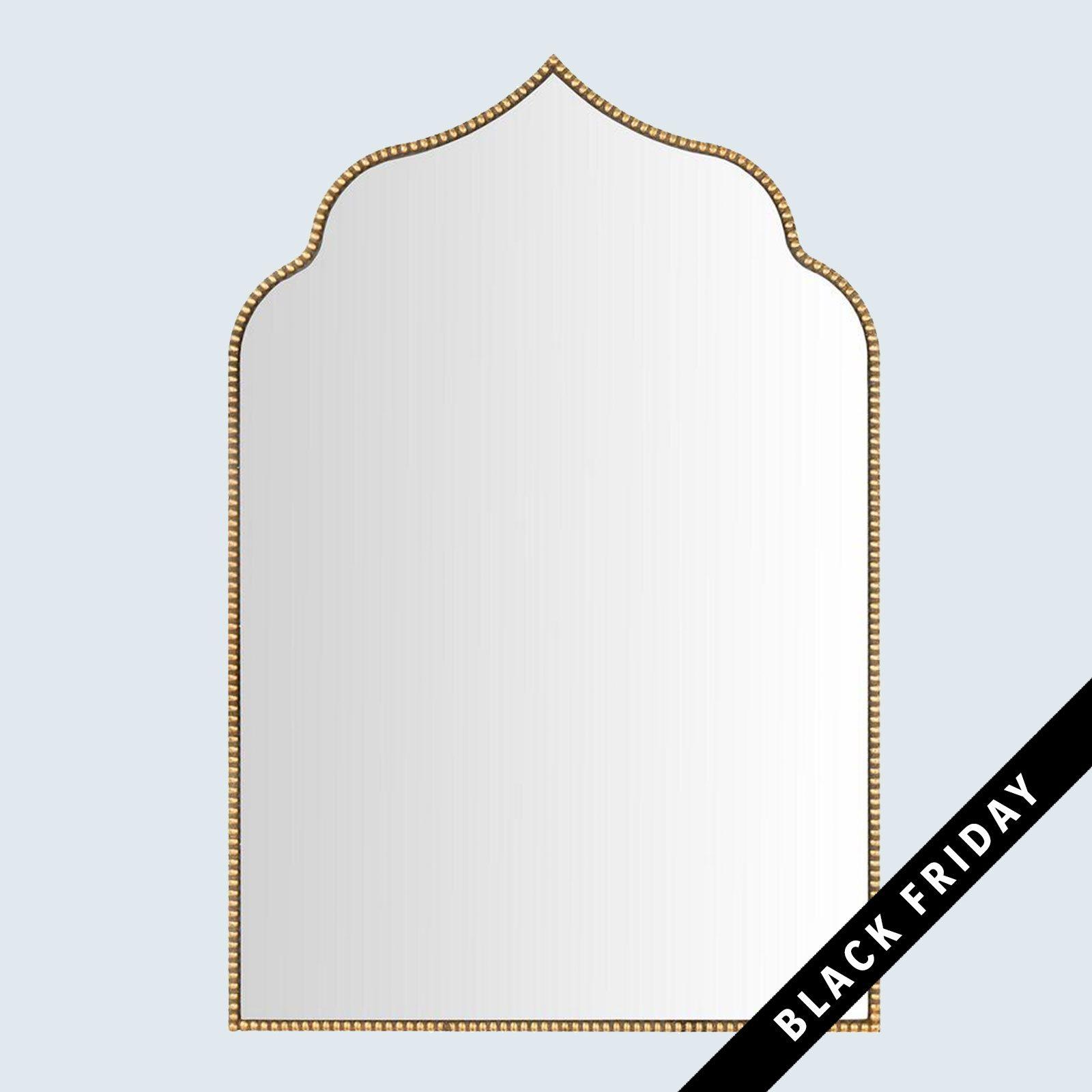 Gold Classic Accent Mirror