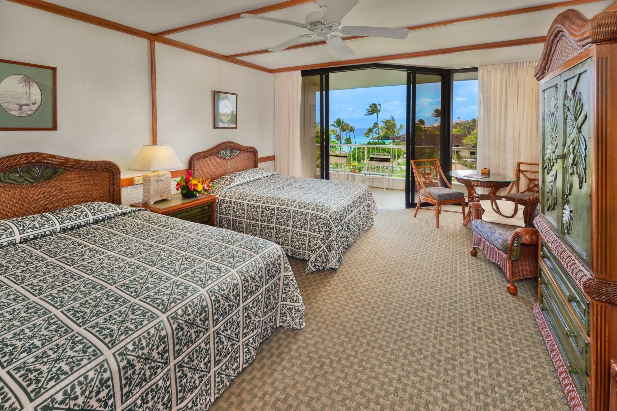 Ka'anapali Beach Hotel, Maui