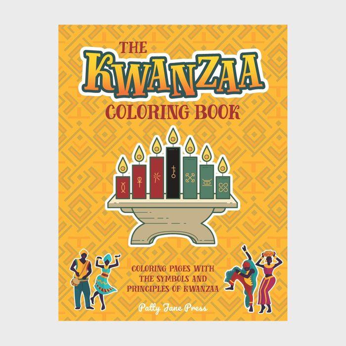 Kwanzaa Coloring Book Via Amazon
