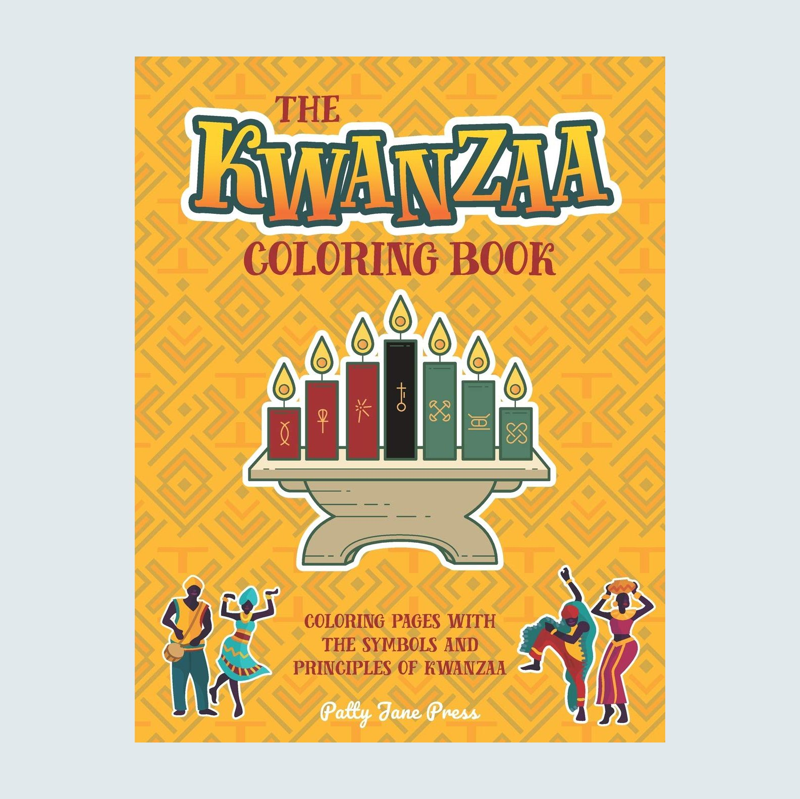 The Kwanzaa Coloring Book