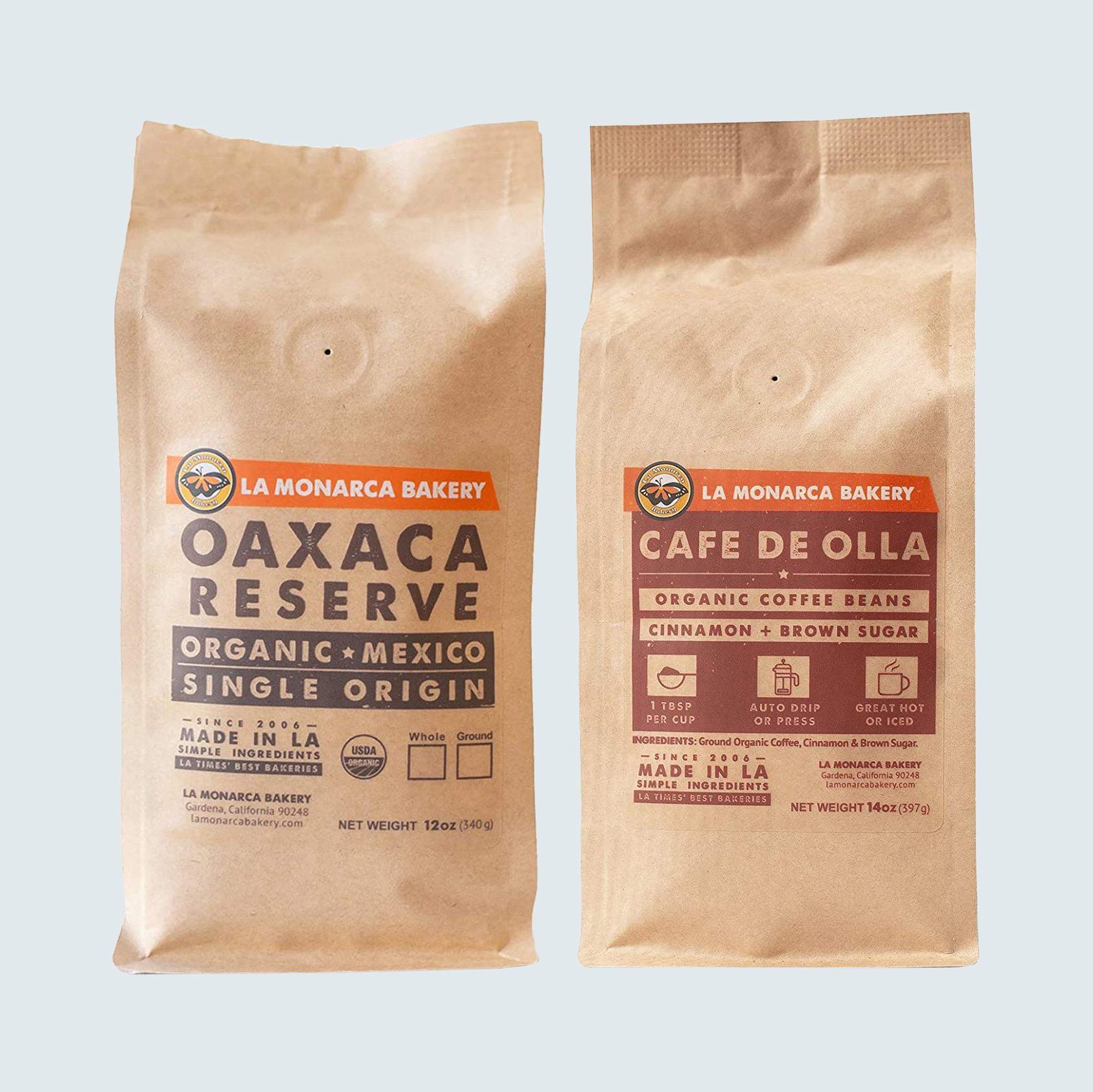 La Manorca Café de Ollo and Oaxaca Reserve, pack of 2
