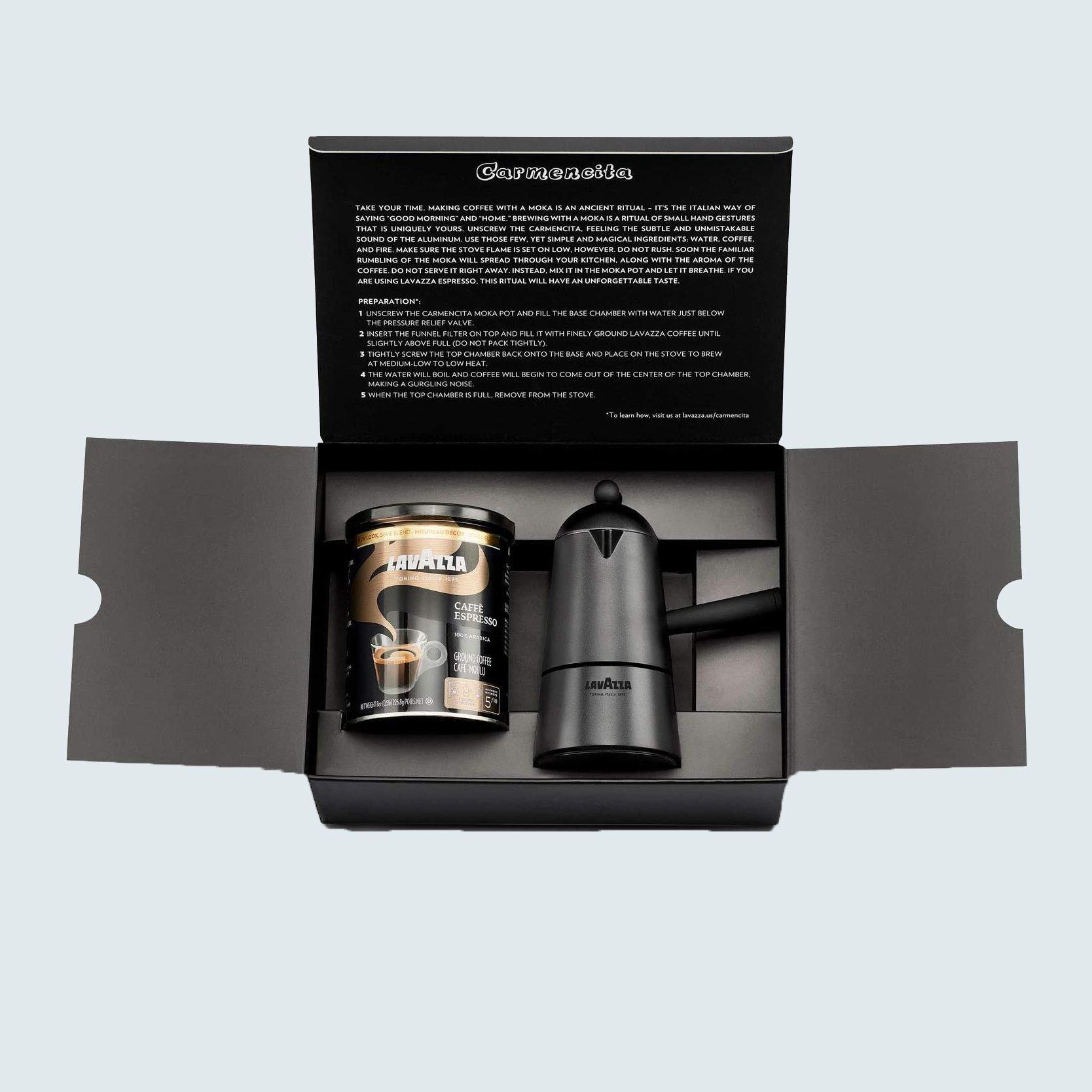 Lavazza Carmencita Gift Pack