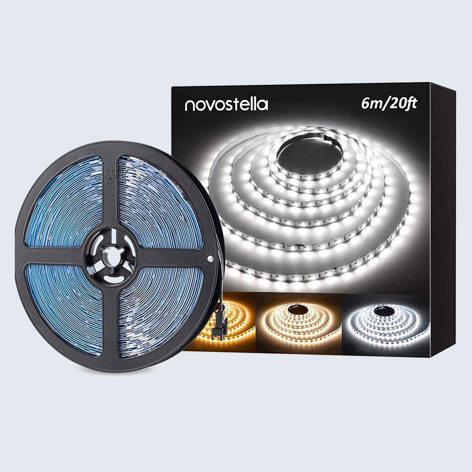 Dimmable LED StripLight Kit