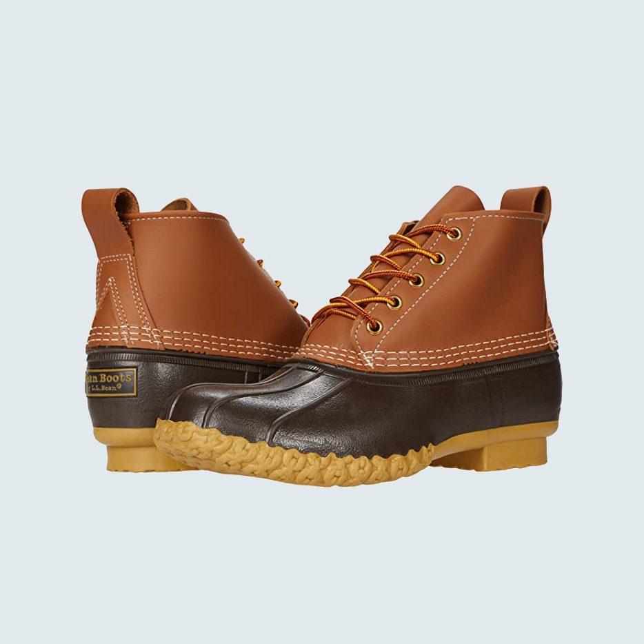 """L.L.Bean6"""" Bean Boots"""