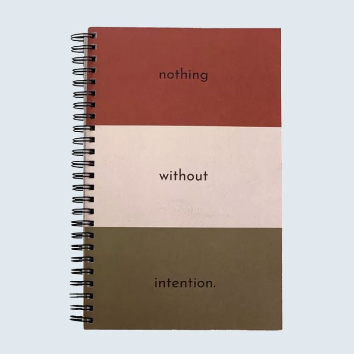 Aya Paper Co. Intention Journal