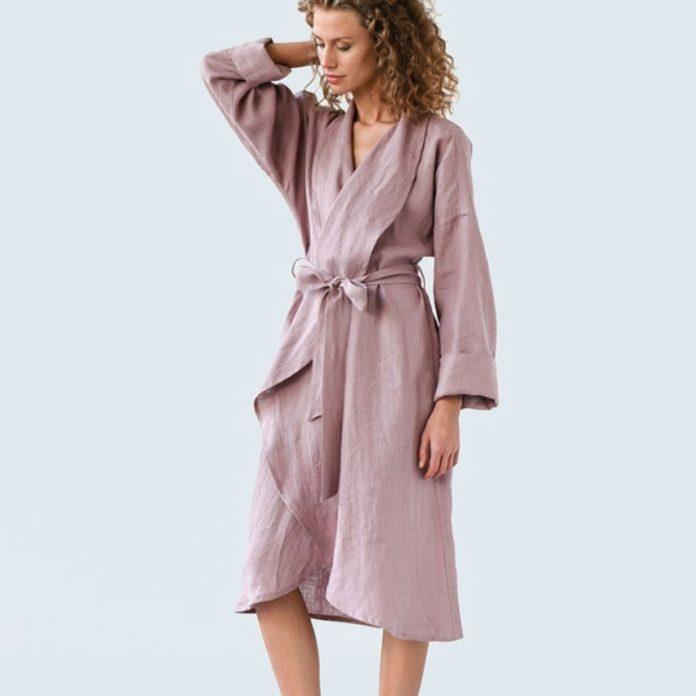 MagicLinen Bath Robe